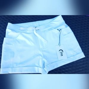 Zyia Active - Not Just a Trail Short (White)